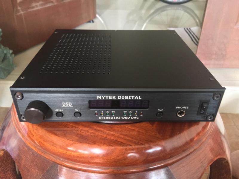 Mytek Stereo 192 DSD DAC (used) Img_2711