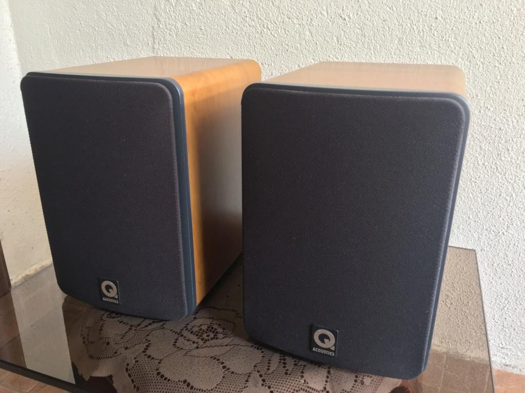 Q Acoustics 1010 Loudspeakers Img_3111