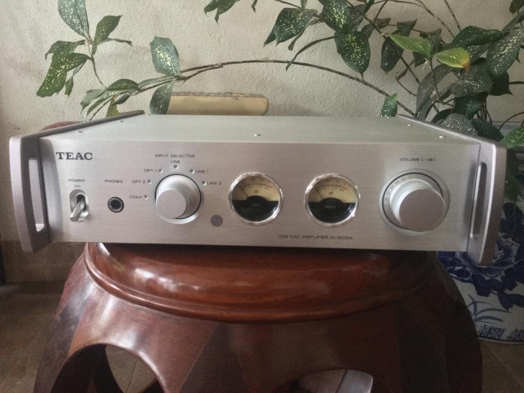 Teac AI-501DA-S Integrated Amplifier with inbuilt DAC Img_4610