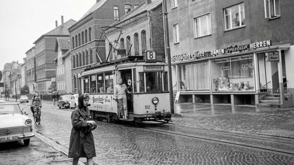 Tram Linie 8 25539910