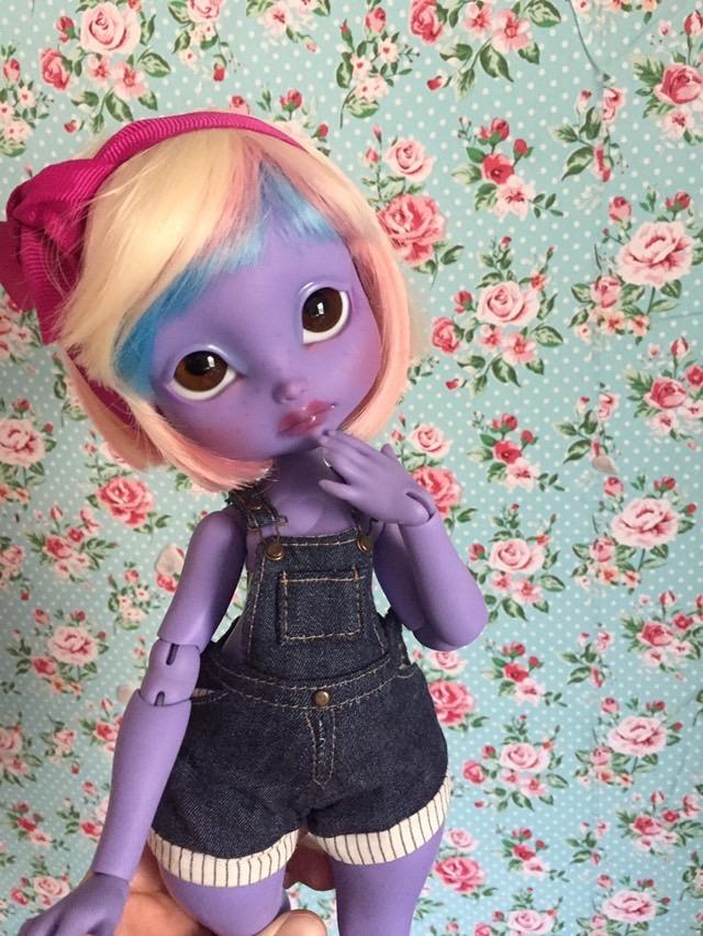 [Feeler].  Cerisedolls POULPY purple fullset ou nude 40ef6310