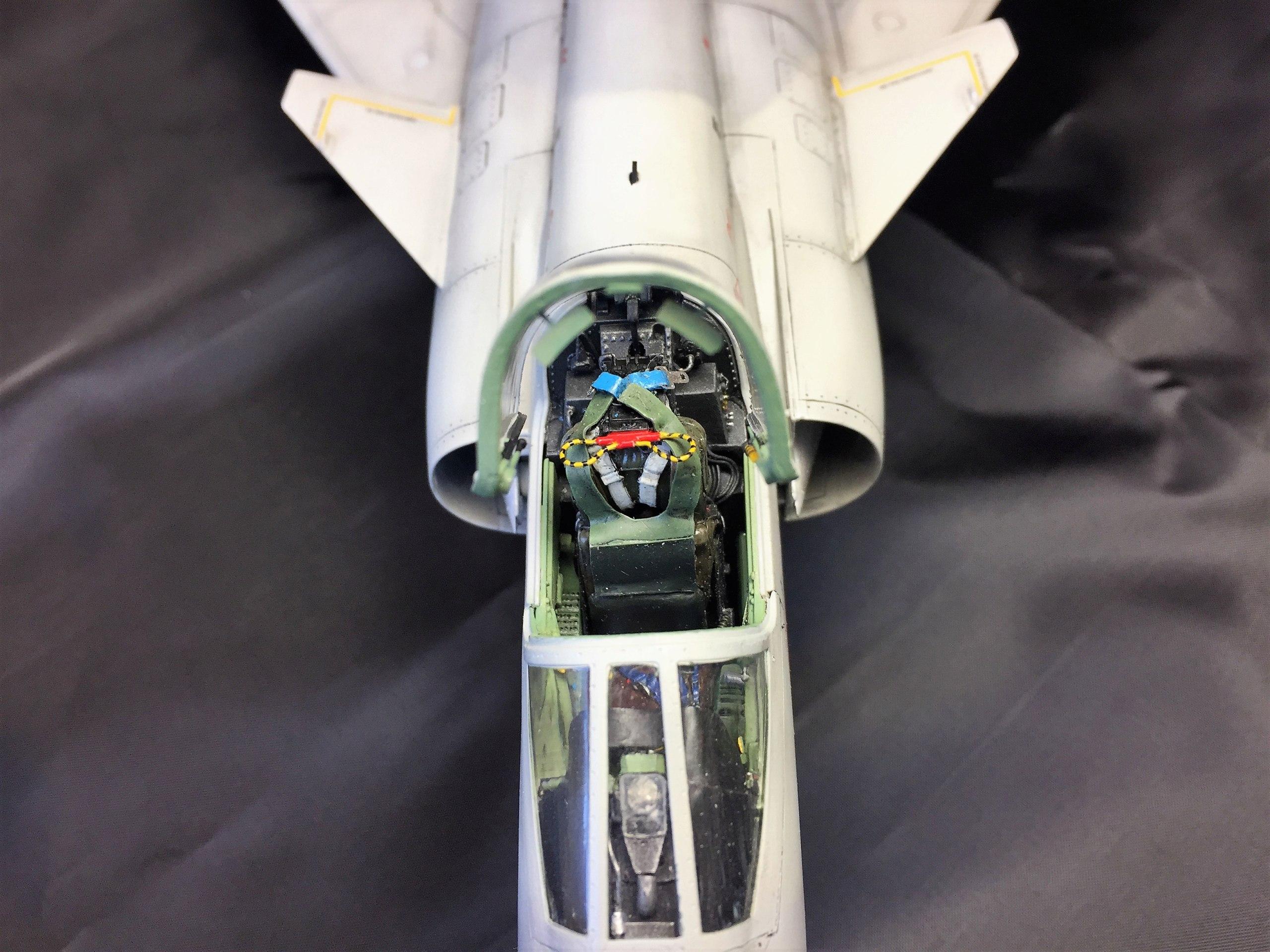 Mirage III S 1/32 Img_0318