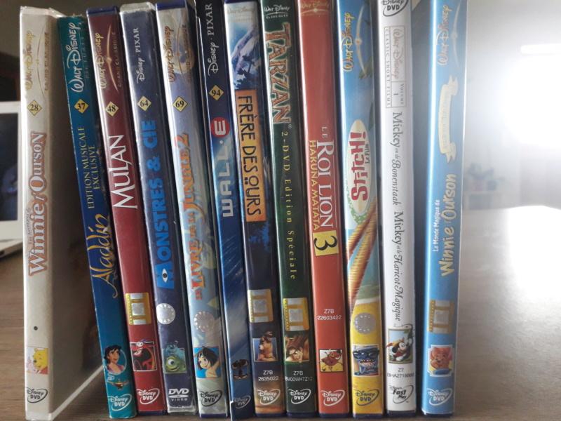 [Recherche - Vente] Le Coin des Blu-ray et DVD Disney !  (TOPIC UNIQUE) - Page 14 20190513