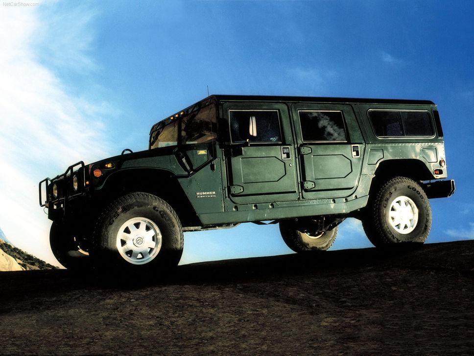 10 choses que vous ne saviez pas sur les Hummer 04833910