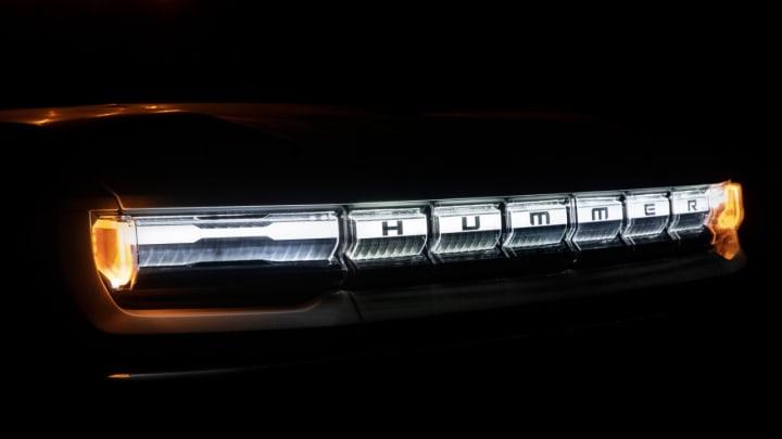 Voilà le nouveau Hummer est arrivé ; GM dévoile le Hummer EV en tant que `` premier supertruck au monde '' pour 112600 $ à partir de 2021 10675312