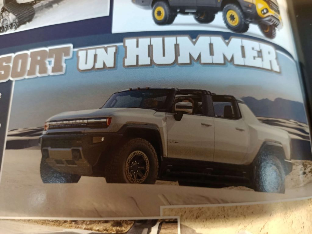 Voilà le nouveau Hummer est arrivé ; GM dévoile le Hummer EV en tant que `` premier supertruck au monde '' pour 112600 $ à partir de 2021 - Page 3 14608110