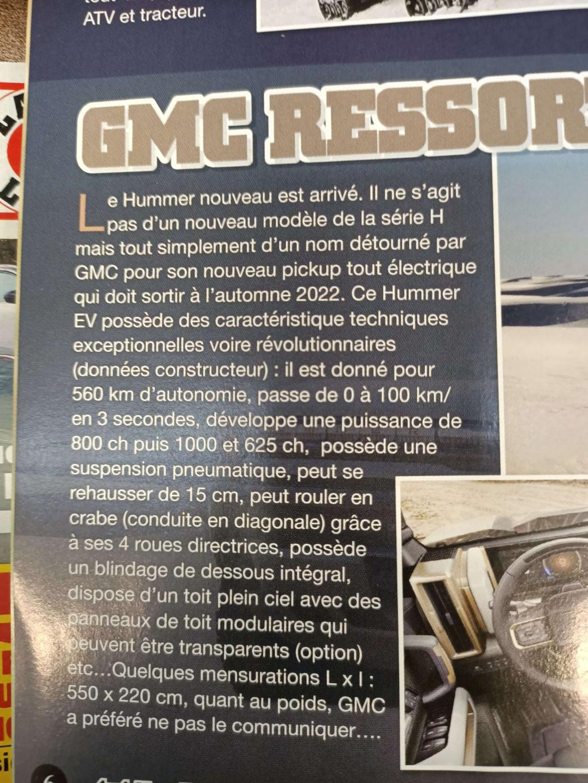 Voilà le nouveau Hummer est arrivé ; GM dévoile le Hummer EV en tant que `` premier supertruck au monde '' pour 112600 $ à partir de 2021 - Page 3 14637410