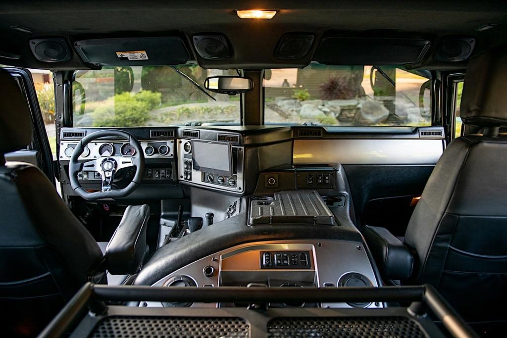 Le club Hummerbox vous présente Zeu Hummer H1 wagon Alpha de 2006 avec un Pack annoncé de $100K en Upgrades 2006-h12
