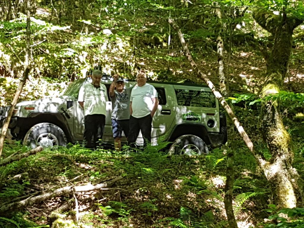 Photos & vidéos du Rallye Hummerbox 7 ème édition Juin 2019 en Corrèze(19300) 20190612