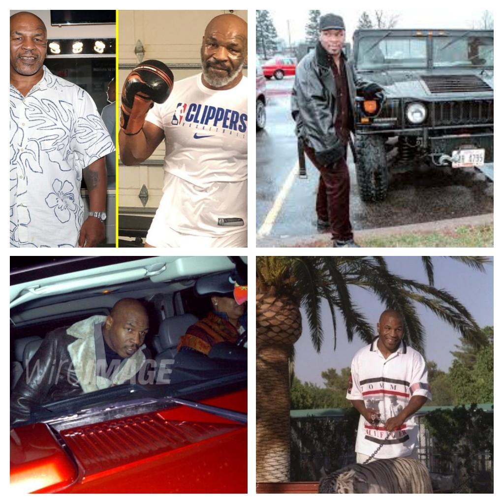 Devinette : Combien de Hummer a t-il eu Mike Tyson ❓ 20201211