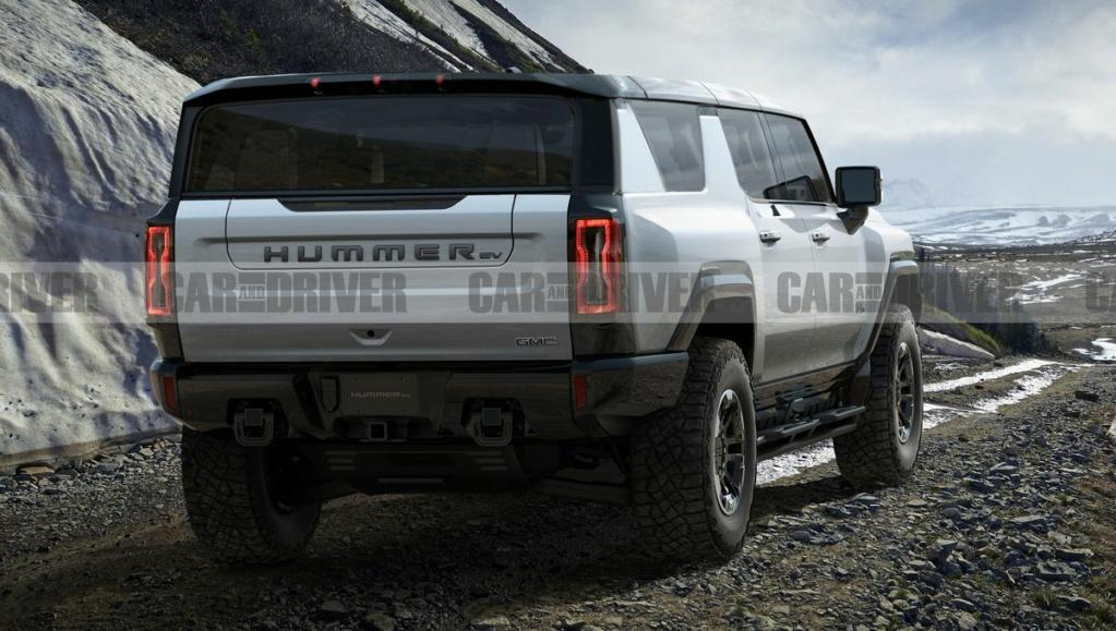 Voilà le nouveau Hummer est arrivé ; GM dévoile le Hummer EV en tant que `` premier supertruck au monde '' pour 112600 $ à partir de 2021 2022-h10