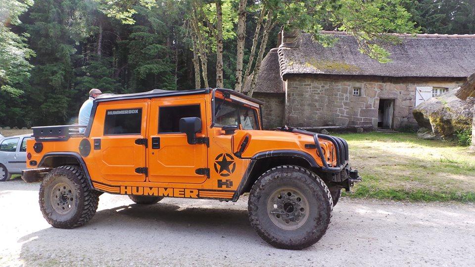 Photos & vidéos Rallye Hummerbox 1/2/3 Juin 2018 à Egletons en Corrèze - Page 2 35077510