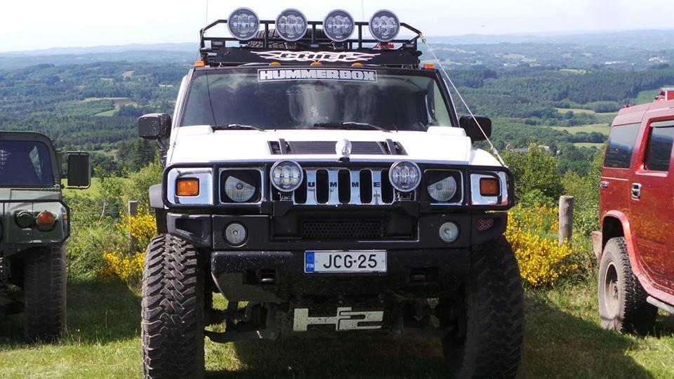 Photos & vidéos Rallye Hummerbox 1/2/3 Juin 2018 à Egletons en Corrèze - Page 2 35102410