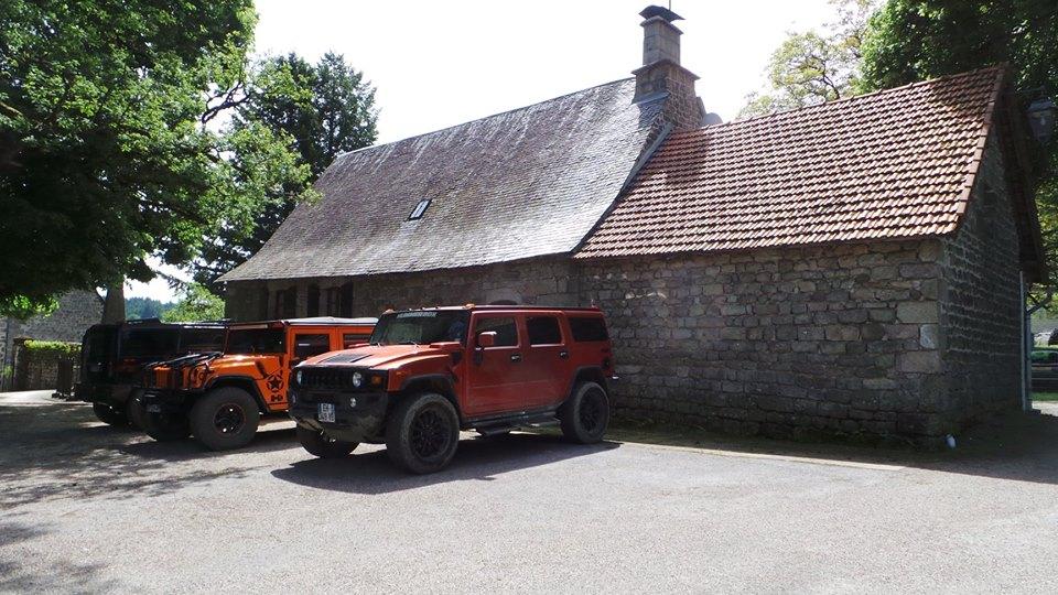 Photos & vidéos Rallye Hummerbox 1/2/3 Juin 2018 à Egletons en Corrèze - Page 2 35102411