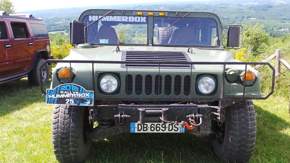 Photos & vidéos Rallye Hummerbox 1/2/3 Juin 2018 à Egletons en Corrèze - Page 2 35143810