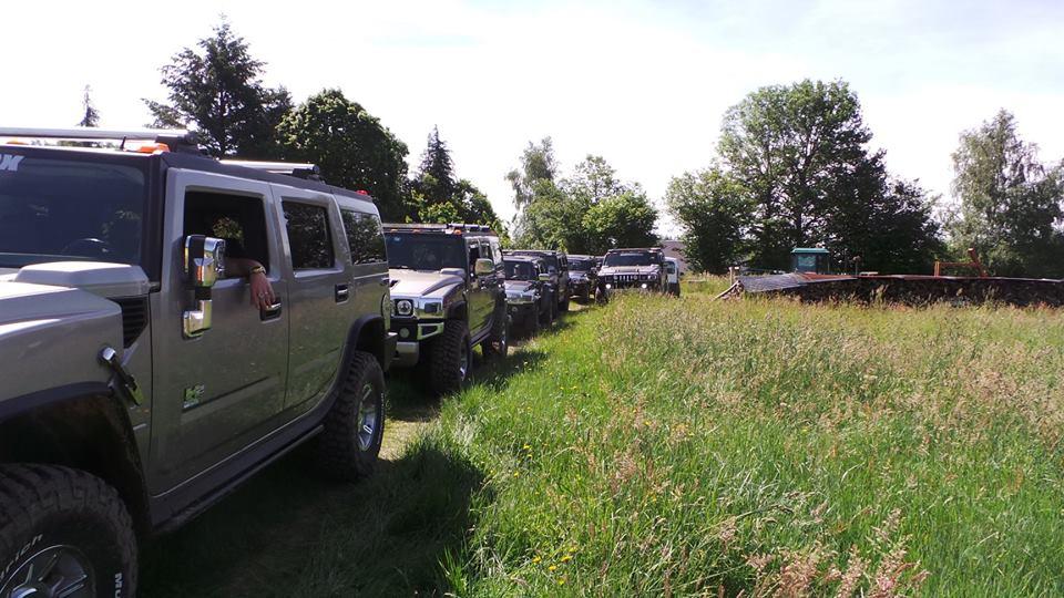 Photos & vidéos Rallye Hummerbox 1/2/3 Juin 2018 à Egletons en Corrèze - Page 2 35191310