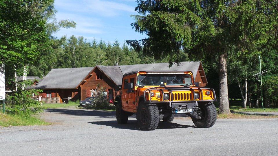Photos & vidéos Rallye Hummerbox 1/2/3 Juin 2018 à Egletons en Corrèze - Page 2 35239710