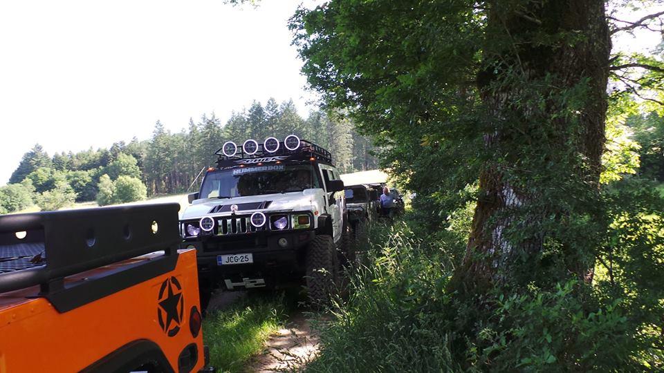 Photos & vidéos Rallye Hummerbox 1/2/3 Juin 2018 à Egletons en Corrèze - Page 2 35329010