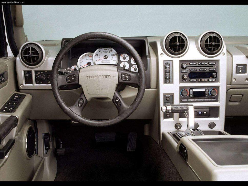 10 choses que vous ne saviez pas sur les Hummer 505c3d10