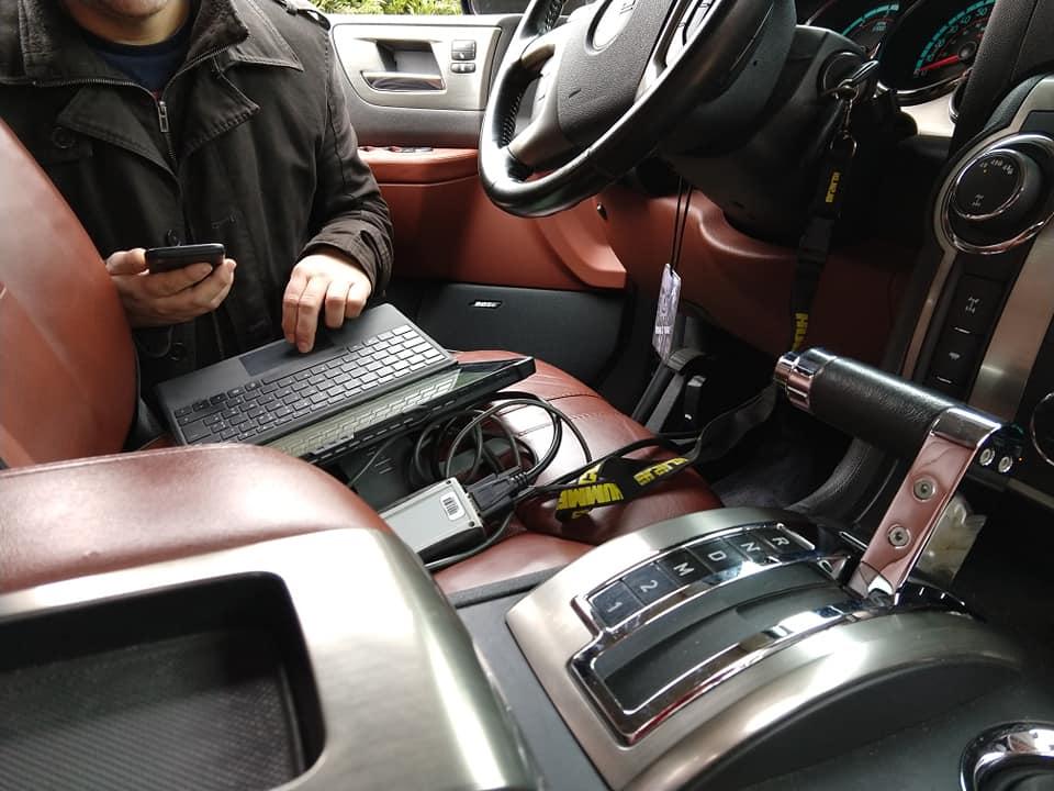 Lsx Calibration : Reprogrammation Moteur & Boite de votre Hummer 51246610