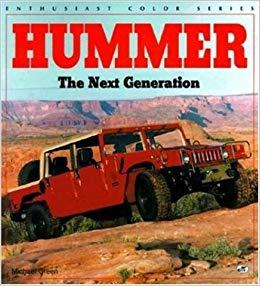 Les magazines pour Hummer sous toutes les coutures  51916k10