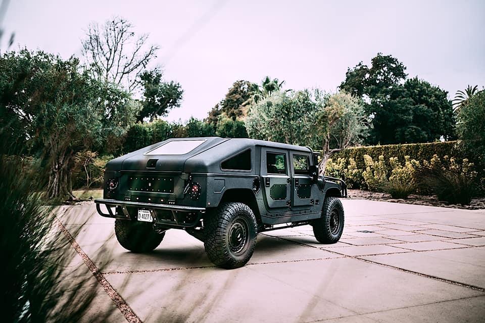 Hummer de style tactique Hummer de Mil-Spec est le camion le plus difficile à acheter si vous avez 295K $ 58461010