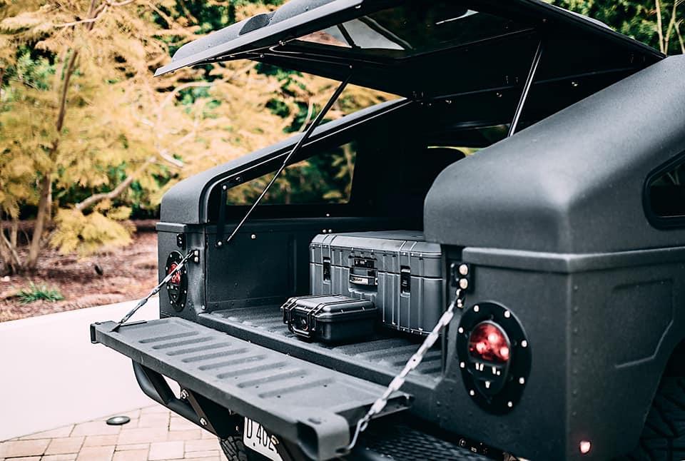 Hummer de style tactique Hummer de Mil-Spec est le camion le plus difficile à acheter si vous avez 295K $ 58778910