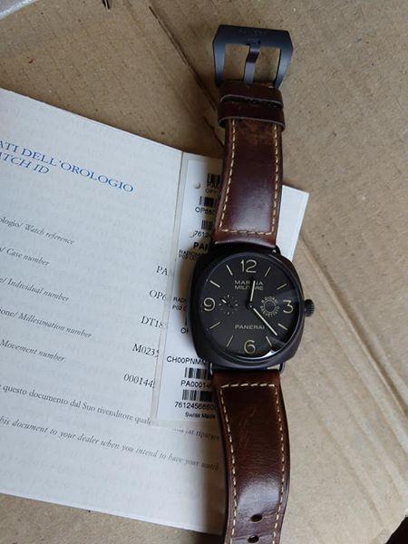 PAM 00339 radiomir composite Marina militare 59399810