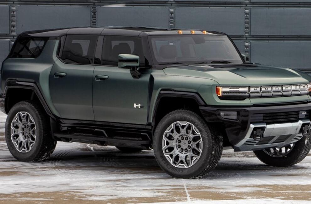 Voilà le nouveau Hummer est arrivé ; GM dévoile le Hummer EV en tant que `` premier supertruck au monde '' pour 112600 $ à partir de 2021 - Page 5 60697411