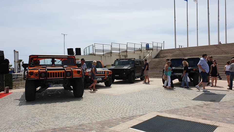 Photos  & vidéos du Cavalaire Motors Festival 8 et 9 juin 2019 à Cavalaire sur Mer (83240) avec le Club Hummerbox 62023110