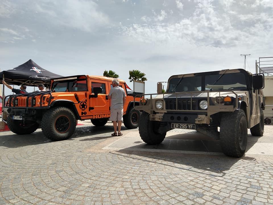Photos  & vidéos du Cavalaire Motors Festival 8 et 9 juin 2019 à Cavalaire sur Mer (83240) avec le Club Hummerbox 62175510