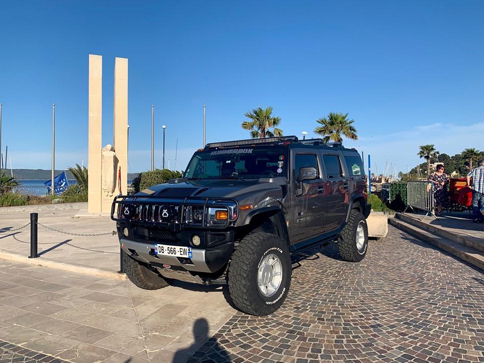 Photos  & vidéos du Cavalaire Motors Festival 8 et 9 juin 2019 à Cavalaire sur Mer (83240) avec le Club Hummerbox 62231910