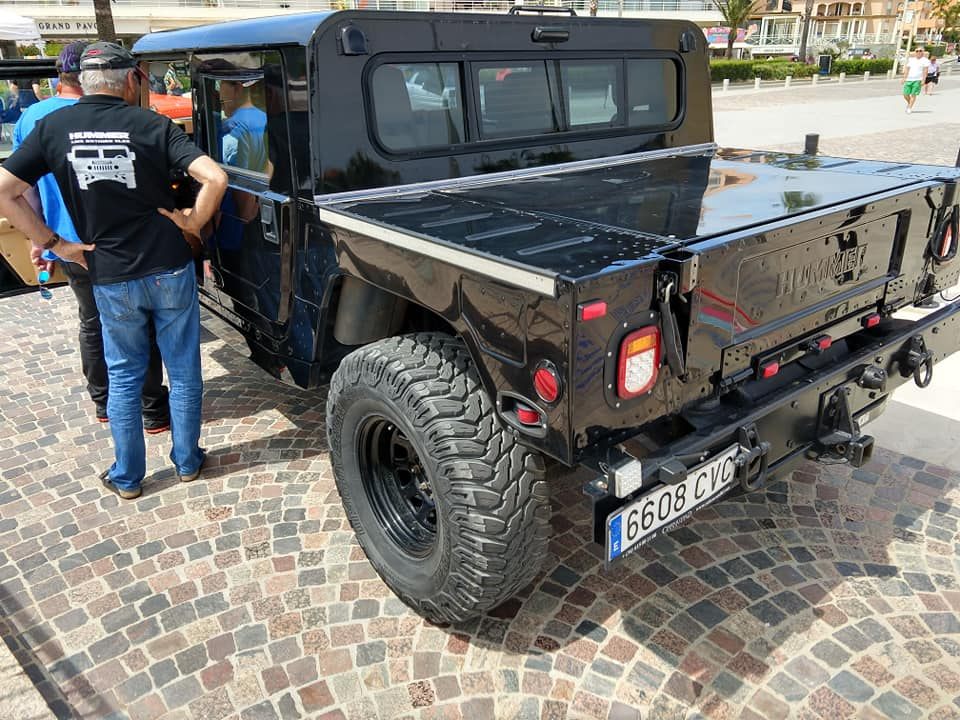 Photos  & vidéos du Cavalaire Motors Festival 8 et 9 juin 2019 à Cavalaire sur Mer (83240) avec le Club Hummerbox 62567110