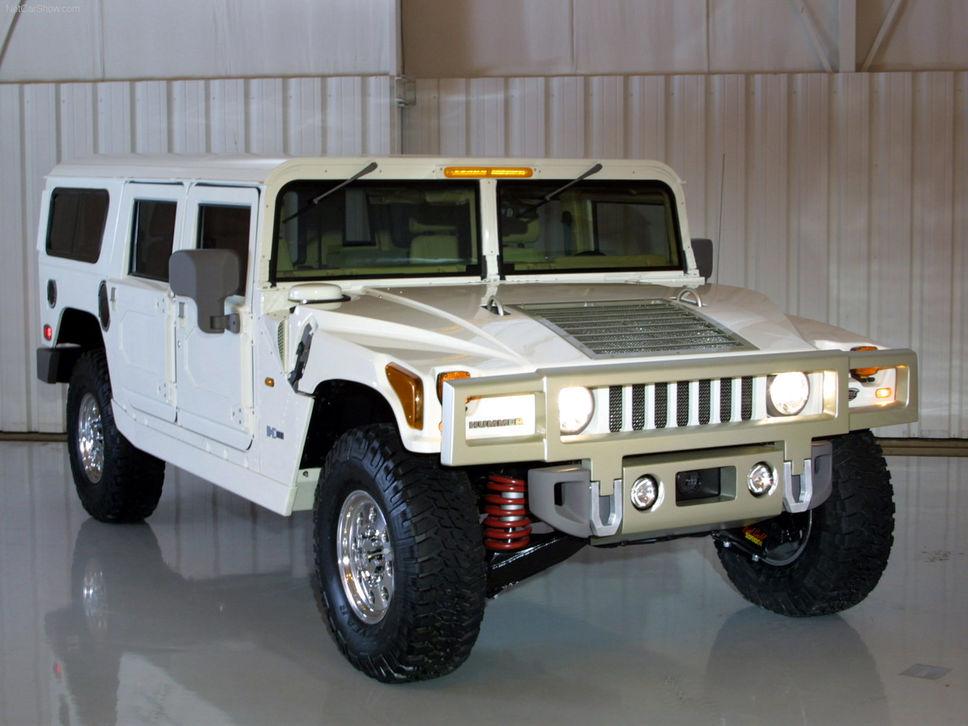 10 choses que vous ne saviez pas sur les Hummer 799b4d10