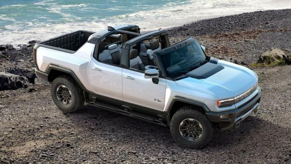 Voilà le nouveau Hummer est arrivé ; GM dévoile le Hummer EV en tant que `` premier supertruck au monde '' pour 112600 $ à partir de 2021 Fb_img22