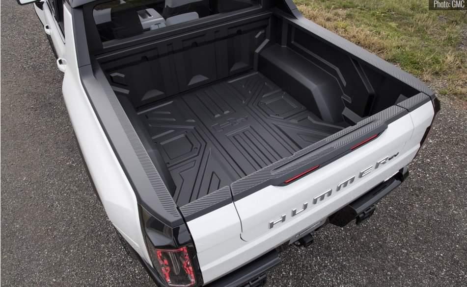 Voilà le nouveau Hummer est arrivé ; GM dévoile le Hummer EV en tant que `` premier supertruck au monde '' pour 112600 $ à partir de 2021 Fb_img23