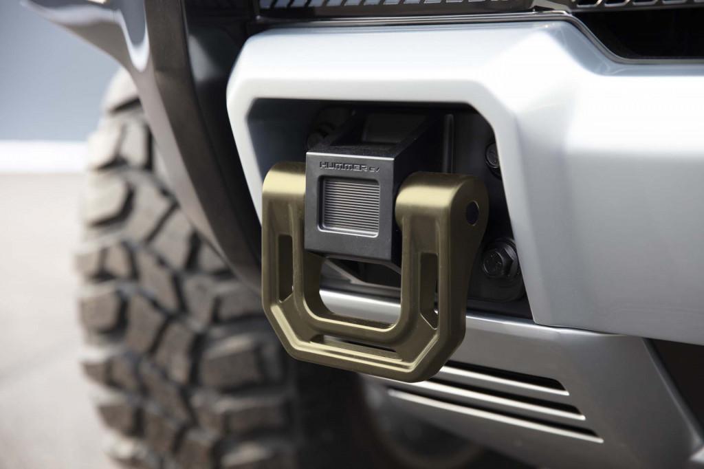 Voilà le nouveau Hummer est arrivé ; GM dévoile le Hummer EV en tant que `` premier supertruck au monde '' pour 112600 $ à partir de 2021 - Page 5 Gmc-hu11