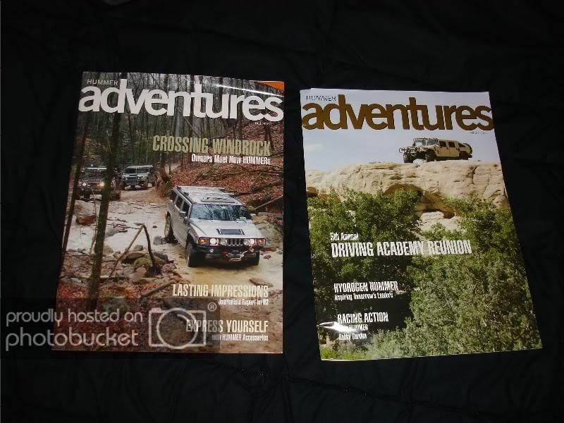 Les magazines pour Hummer sous toutes les coutures  Hummer15