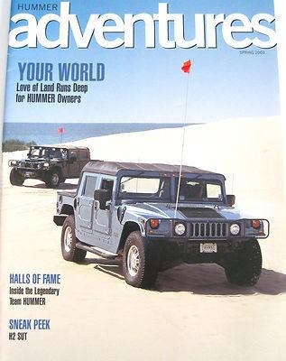 Les magazines pour Hummer sous toutes les coutures  Hummer17