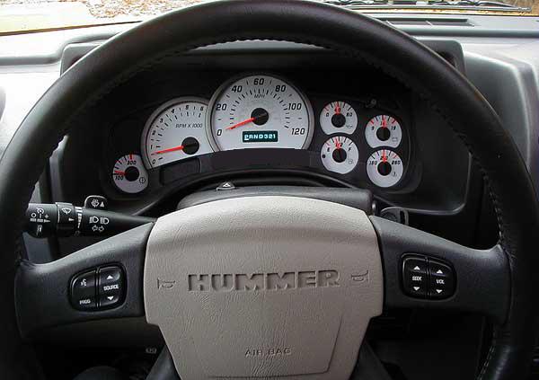 Réparation Compteur Hummer H2  Hummer19