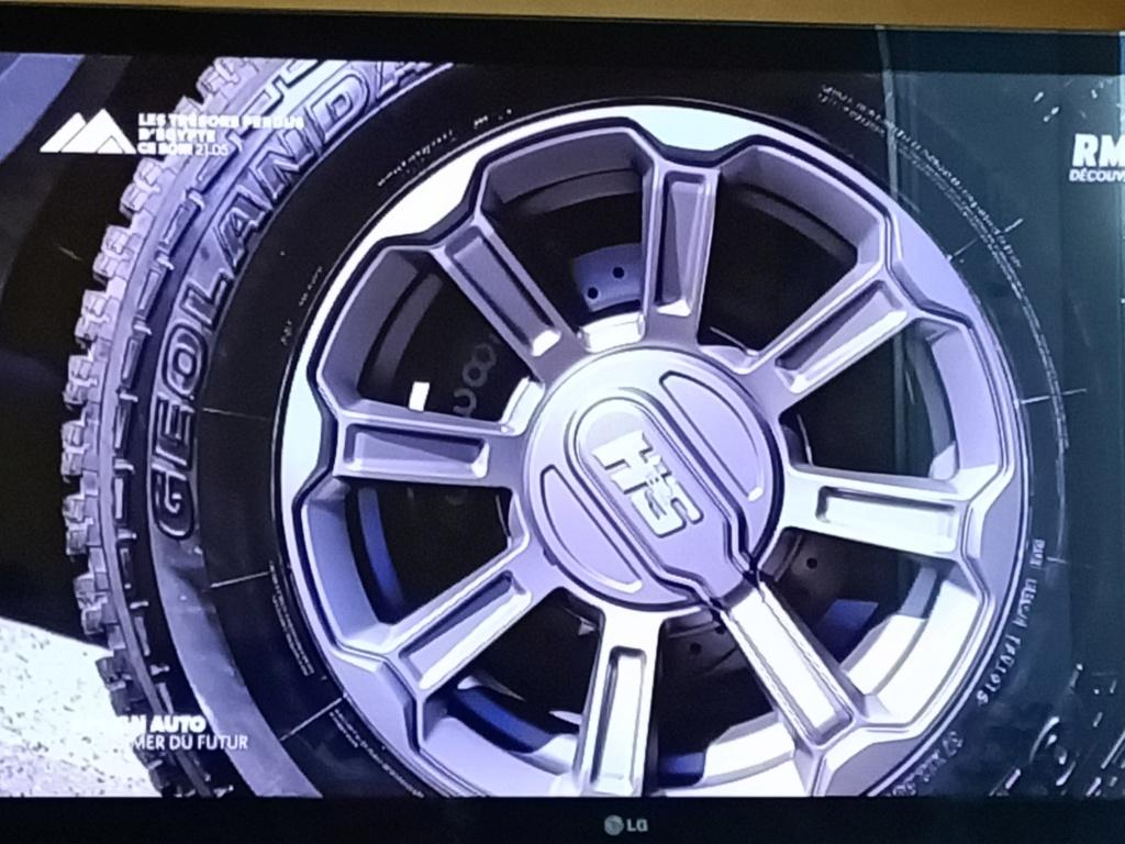 Kindig Design Hummer du Futur sur RMC  Img20219