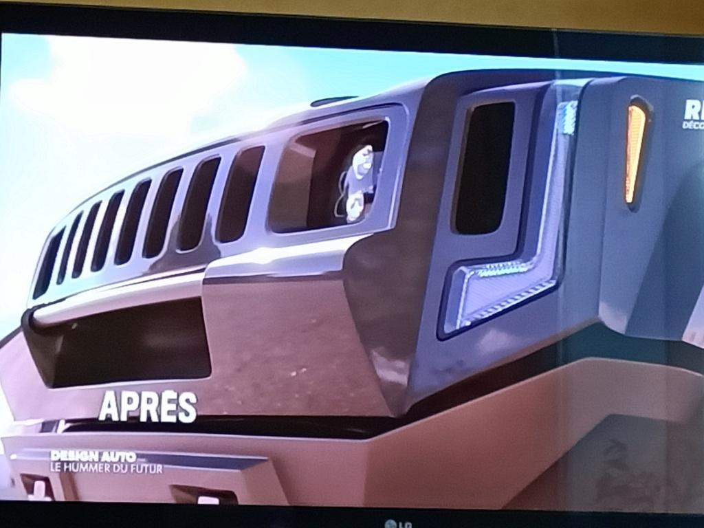 Kindig Design Hummer du Futur sur RMC  Img20220