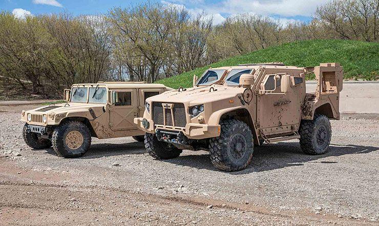Humvee ou Oshkosh JLTV ? Jltv-o10