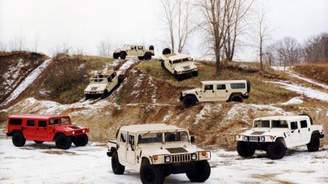 Hummer H1, le plus fou des 4X4 Les-pr10