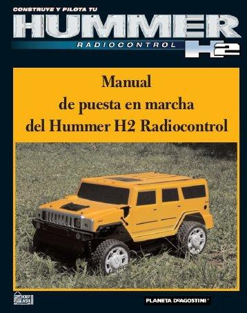 Les magazines pour Hummer sous toutes les coutures  Manual10