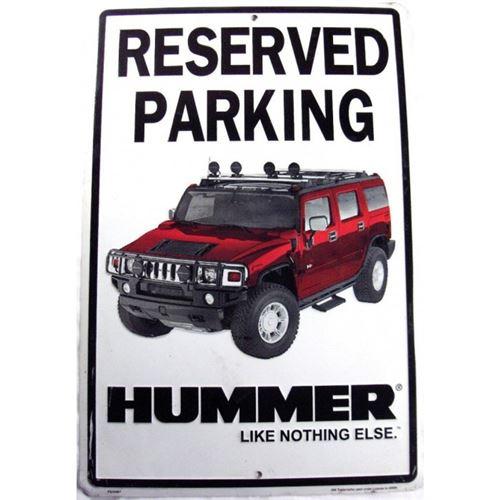 Le Garage de votre Hummer ; On en parle ? ... Où garez vous votre Hummer actuellement ? Plaque10