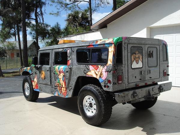 Qui veut du curieux Hummer de Dennis Rodman ? Rodman10