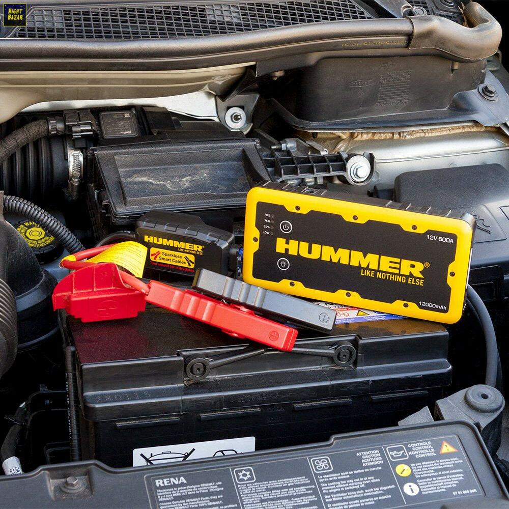 Panne de démarreur : symptômes et solutions sur votre Hummer S-l16016