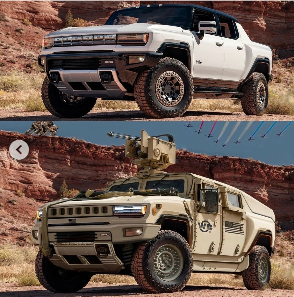 Voilà le nouveau Hummer est arrivé ; GM dévoile le Hummer EV en tant que `` premier supertruck au monde '' pour 112600 $ à partir de 2021 - Page 7 Screen41