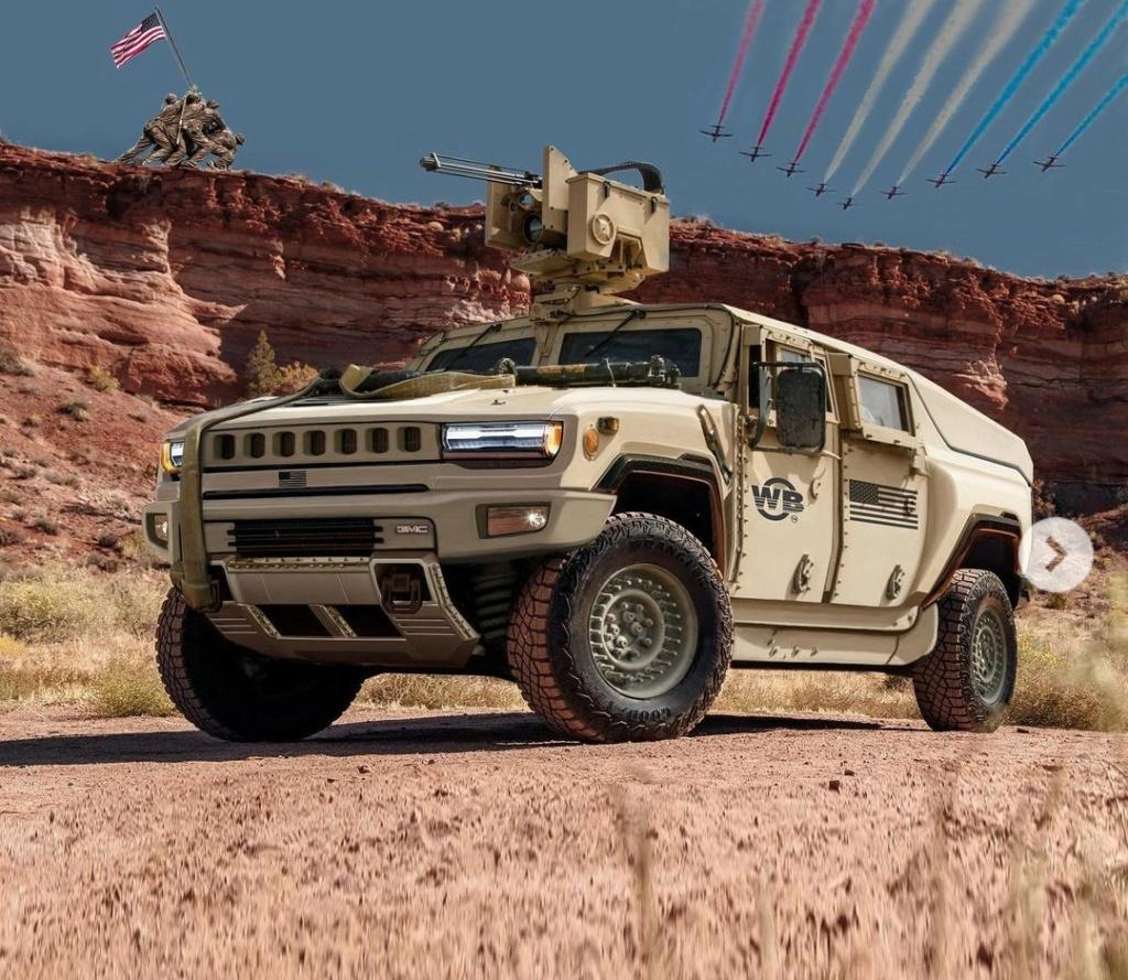 Voilà le nouveau Hummer est arrivé ; GM dévoile le Hummer EV en tant que `` premier supertruck au monde '' pour 112600 $ à partir de 2021 - Page 7 Screen42